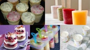 Варианты расфасовки мороженого в домашних условиях