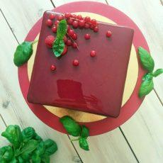 Идеальная глазурь для торта