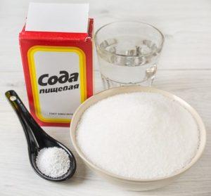 Доступные ингредиенты для создания инвертного сиропа