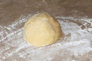 Готовое тесто для изумрудного торта