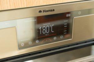 Разогреваем духовку до 180 градусов