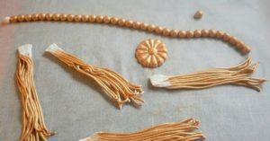 Кисточки и украшения для торта Подушка