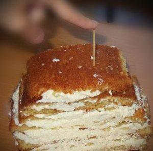 Делаем десерт фундаментальным