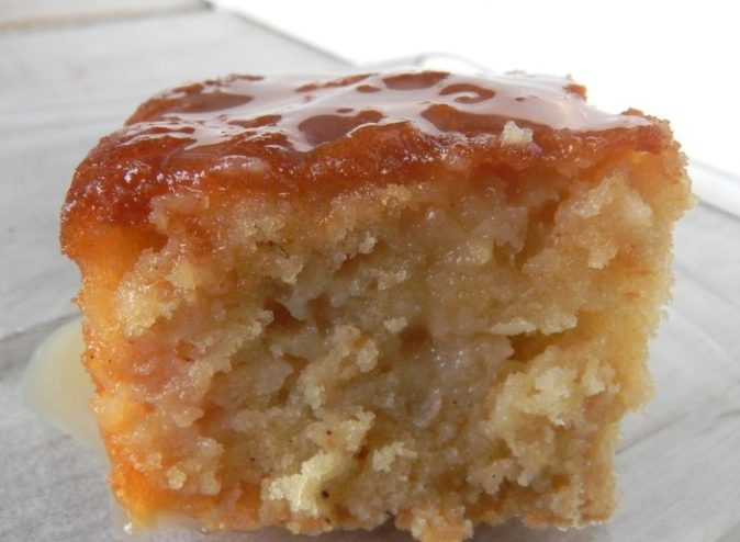 Влажный бисквит сам по себе очень вкусный и сочный