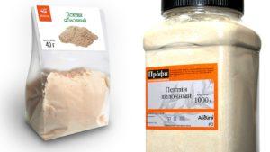 Пектин доступен в специализированных кулинарных торговых отделах