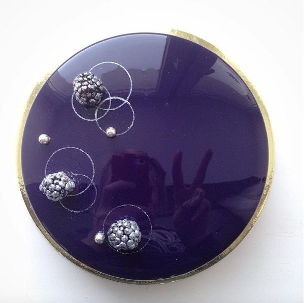 Глазурь зеркальная для покрытия тортов своими руками