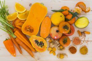 Доступные продукты для получения натуральных красителей