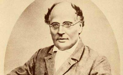 Финский поэт Йохан Людвиг Рунеберг шведского происхождения