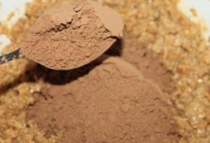 Какао для шоколадного вкуса