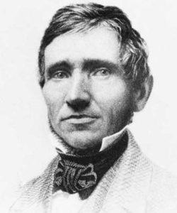 Чарлз Гудьир (Charles Nelson Goodyear) (1800-1860 года жизни) - американский изобретатель процесса вулканизации каучука