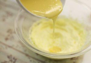Топленное сливочное масло