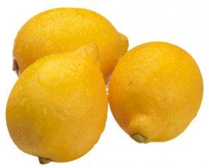 Отбираем и промываем лимоны
