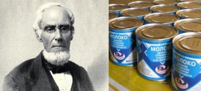 Гейл Борден доработал технологию сохранения молочного продукта