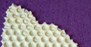 Готовые пчелиные соты из белого шоколада