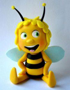 Пчёлка майя своими руками