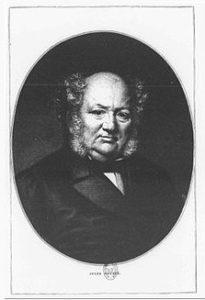 Жюль Gouffé (1807-1877) - известный кондитер и автор кулинарных книг