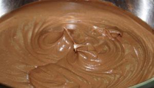 Готовое суфле для заливки торта