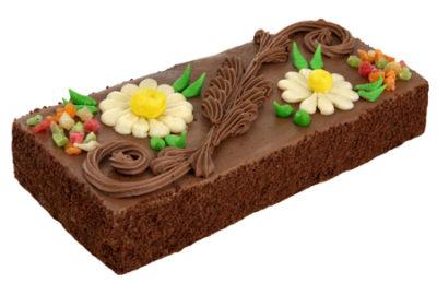 """Торт """"Сказка"""" прямоугольной формы"""