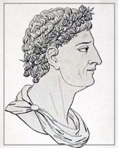 """Марк Габий Апиций: римский знаменитый гурман, автор поваренной книги """"De re coquinaria"""", написанной около 1 в. до н.э."""